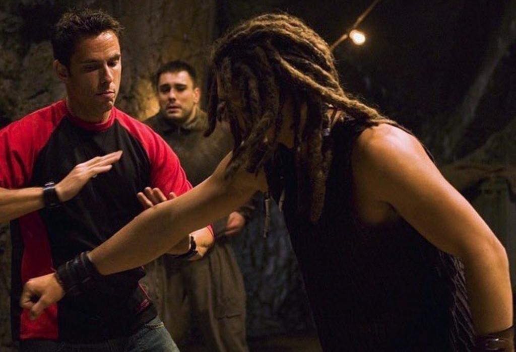 James Bamford Directs Jason Momoa