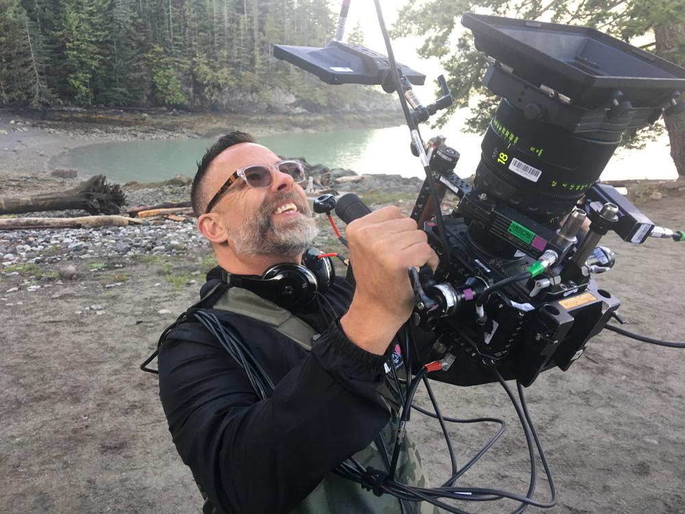 James Bamford and Camera